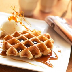 Belgian Sugar Waffle