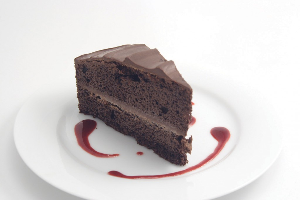 Baileys Chocolate Fudge Cake