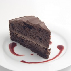 GF Choc Fudge Cake