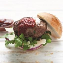 Ballymaloe Relish Burger