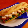 Chicken Baguette (Fillet)