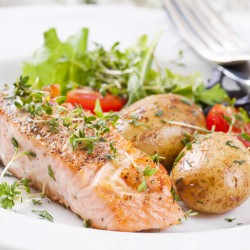Salmon Steaks 6-8oz